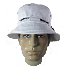 Chapéu Bucket Hat Com Forro Regulador E Respiradores Top 10e0db3f7b0