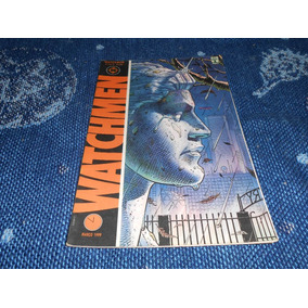 Hq Watchmen Nº 2 - Alan Moore - Editora Abril - 1999