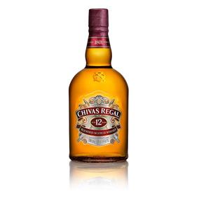 Chivas Regal Whisky 12 Anos Escocês - 1l