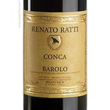 Vinho Italiano Renato Ratti Barolo Conca 750 Ml 2014
