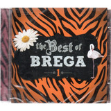 Cd The Best Of Brega Vol 1 Odair José, Raul Seixas, Peninha.