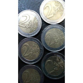310292110c Moeda 2 Euro - Moedas de Europa no Mercado Livre Brasil