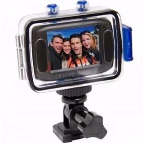 Câmera Filmadora Fotografica Ação Aventura Onn 5mp Hd Touch