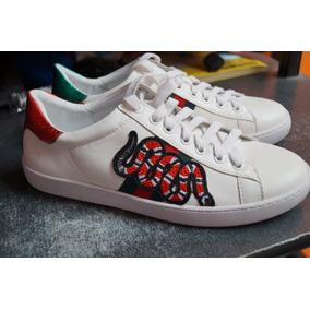Tenis Sneaker Serpiente High Top - Envio Gratis f5bebb5be30