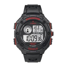 Relógio Timex Sports Masculino Preto Digital T49980ww/tn