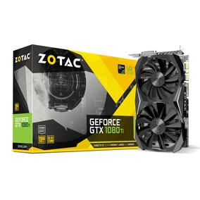 Tarjeta De Video Zotac Gtx 1080 Ti Dual Fan 8gb - Nvidia