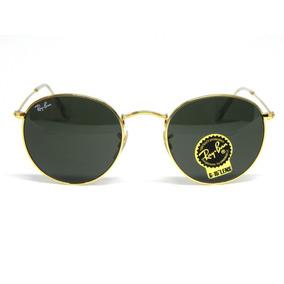7cbace8b49fa1 Ray Ban Rb 7027 L De Sol Round - Óculos no Mercado Livre Brasil