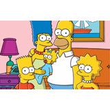 Os Simpsons 26 Temporadas (completas Dubladas)