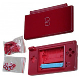 Carcasa Roja Nintendo Ds Lite