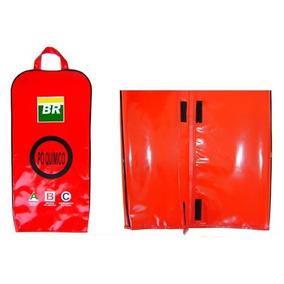 3un - Capa Extintor De Incêndio Pqs 12 K, Co2 06 K, Ap 10 L