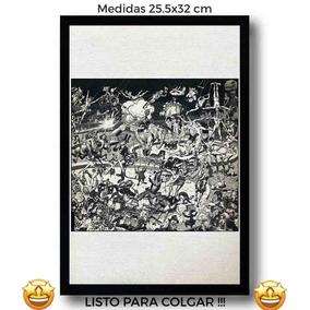 bf01bdc79e86d Cuadro Anuncio Circus Retro Canvas Tela Arte Vintage Pulp De
