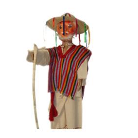 Traje De Danza De Los Viejitos Michoacan