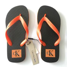 Chinelo Calvin Klein - Calçados, Roupas e Bolsas no Mercado Livre Brasil 976b67d90f