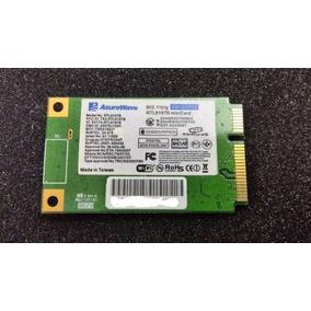 Placa Wireless Notebook - Azure Wave Rtl8187b