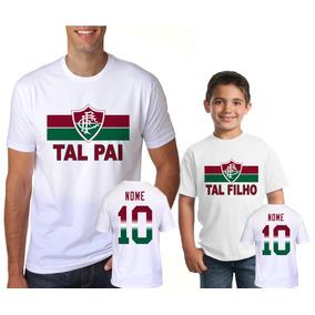 516a42b5ba Camisa Fluminense Infantil Nova - Camisetas para Masculino no ...