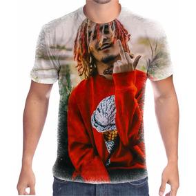 fbb36e84c6 Lil Pump - Camisetas e Blusas no Mercado Livre Brasil