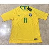 Camisa Seleção Brasileira Modelo Jogador no Mercado Livre Brasil 3da767d5bbcaa