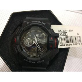 7b80c5d1144 Casio G Shock Ga 400 1b - Relógios De Pulso no Mercado Livre Brasil