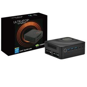 Mini Pc Ultratop Intel Dual Core N3350 4gb 500gb Win7/10 Nf