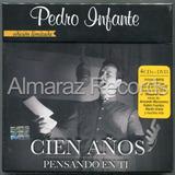 Pedro Infante 100 Años Pensando En Ti Ed. Limitada 4cd+dvd