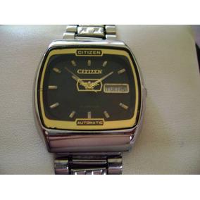 Reloj Citizen Automático Vintage. Colección 80´s.
