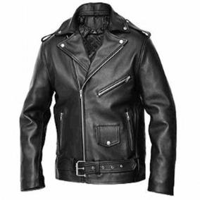 Jaqueta Couro Legítimo Masculino, Promoção, Motoqueiro Moto