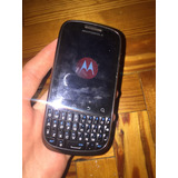 Motorola Spice Key. Repuestos. Personal