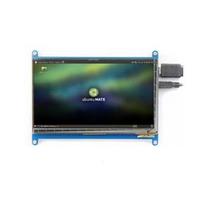Tela Lcd Hdmi Touch Screen 7 Pol 800x480 Raspberry Pi