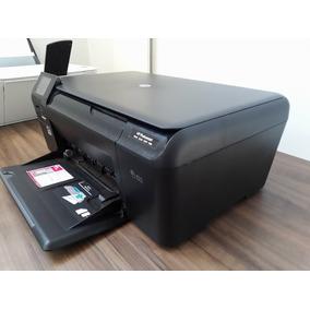 Impressora Multifuncional Hp Photosmart Série - D110 Usado