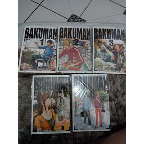 Mangá Bakuman - Volumes: 1 Ao 4, 6, 7, 9, 11, 14,15, 17 A 19