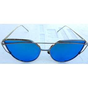 Óculos Sol Feminino Olho De Gato Em 2 Cores Proteção Uva Uvb 28ccd65013