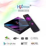 Nuevo Android 9.0 Tv Box - H96 Max **4gb Ram/64gb/4k/ Hdr*