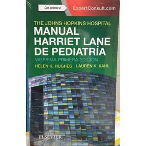 Manual Harriet Lane De Pediatría 2018 Envío Gratis!!