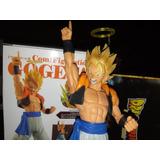 Gogeta Goku Fusionado Vegeta Dbz Dragon Ball Z Figura Muñeco