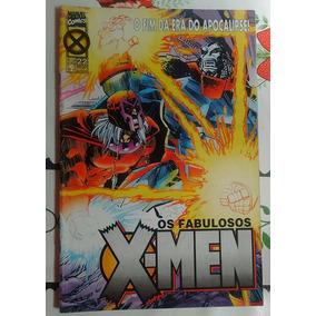 Os Fabulosos X-men 22 O Fim Da Era Do Apocalipse Outubro/97