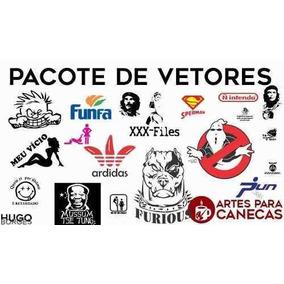baa3676542 100 Estampas De Camisetas Vetores - Informática no Mercado Livre Brasil