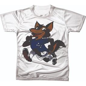eec4f2531c Camiseta Camisa Manga Curta Cruzeiro Futebol Club Time 05