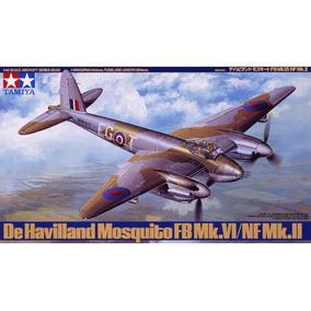 Dehavilland Mosquito Fbmk.vi/nf Mk.ii Model Kit - Tamiya