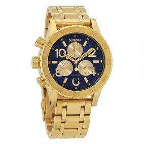 Relógio Feminino Nixon 38-20 Dourado