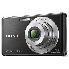 Cámara Fotográfica Sony Cyber-shot Dsc-w530 + Accesorios