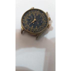 Relógio Aurea Valjoux 22 Rarissímo Único No Mercado Livre