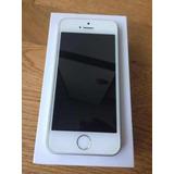 iPhone Se 64gb Blanco Liberado De Fábrica