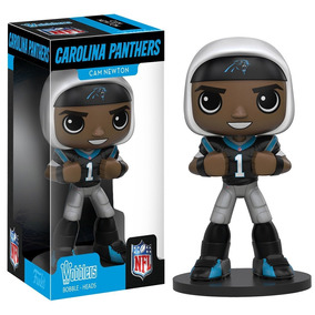 Funko Pop Wobblers Nfl Cam Newton 1 Carolina Panthers
