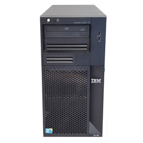 Servidor Ibm System X3200 M3 Xeon X3430 - Hd 250gb - 2gb Ram