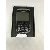 Blackberry Curve 3g 9300 Desbloqueado N. Fiscal - Usado