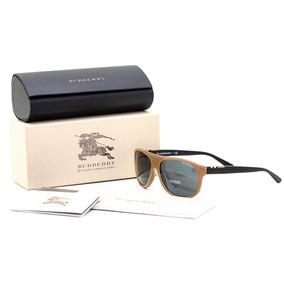 Óculos De Sol Burberry Original Certificado Pronta Entrega 03a607c76a