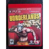 Borderlands -juego -ps3