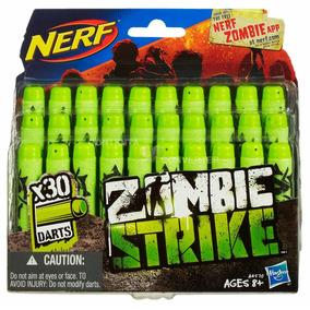 Refil De Dardos Nerf Zombie Strike 1 Pacote Promoção