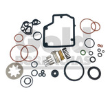 Reparo Valvula Controle Freio Motor Volvo Fh Completo