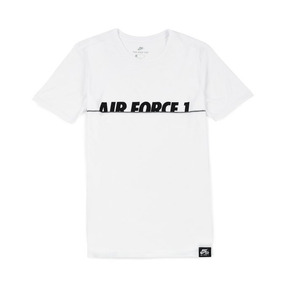 Playera Nike Air Force 1 Original 873206-100 Envío Gratis